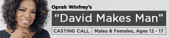 David Makes Man
