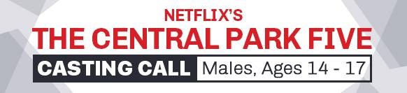 Netflix Central Park Five