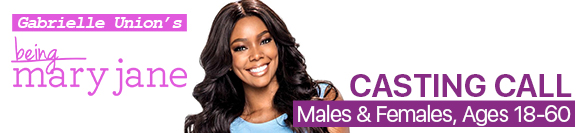 Gabrielle Union's 'Being Mary Jane'