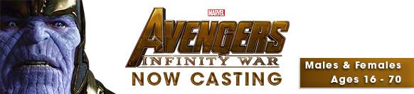 Marvel's The Avengers Infinity War
